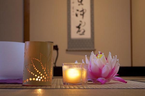 Atmosphère propice à la relaxation - Massage Nuru japonais