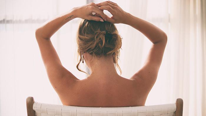 Massage naturiste vidéo